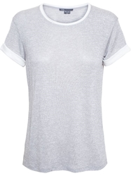Vince Rolled Sleeve T Shirt