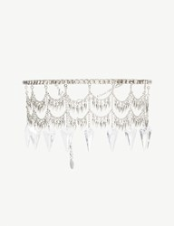 Erickson Beamon The Shining Choker Silver
