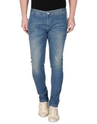 Alessandro Dell'acqua Denim Pants Blue