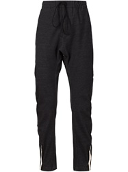 Lost And Found Loose Fit Trousers Grey
