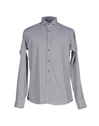 Alessandro Dell'acqua Shirts Shirts Men Black