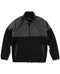 O'neill Men's Avalanche Colorblocked Jacket Charcoal