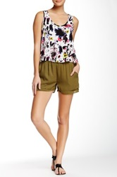 Eight Sixty Solid Short Green