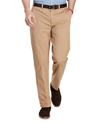 Polo Big And Tall Stretch Classic Fit Twill Pants Granary Tan