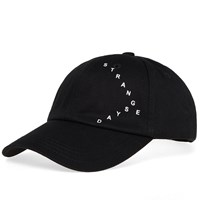 Raf Simons Strange Days Cap Black