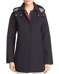 Vince Camuto Trench Coat Navy