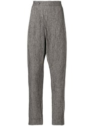 Strateas Carlucci Crossover Tapered Trousers 60