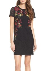 French Connection Women's Legere Embellished Sheath Dress