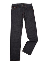 Hugo Boss Maine Rinse Regular Fit Jean Denim Rinse