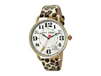 Betsey Johnson Bj00207 16 Leopard Watches Animal Print