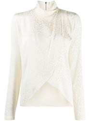 Roseanna Blondie Coline Draped Blouse 60