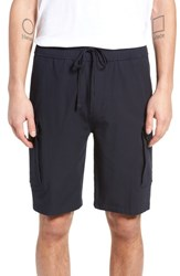 Vince Regular Fit Drawstring Shorts New Coastal