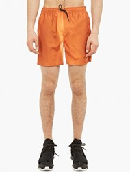 Saturdays Surf Nyc Copper Swim Shorts Brown