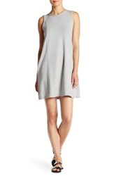 Jack Willamar French Terry Dress Gray