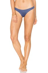 Blue Life Island Fever Brazilian Bottom Blue