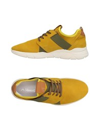 Andrea Morelli Sneakers Yellow