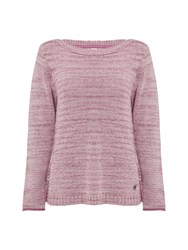 White Stuff Swift Knit Top Pink