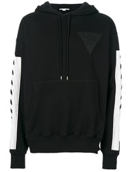 Stella Mccartney Hooded Sweatshirt Men Cotton L Black