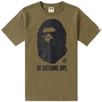 A Bathing Ape One Tone By Tee Green