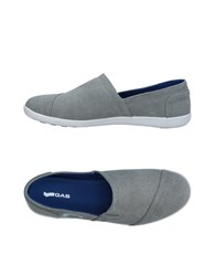 Gas Jeans Loafers Grey