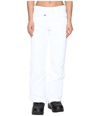 Roxy Backyard Pant Bright White 1 Women's Outerwear