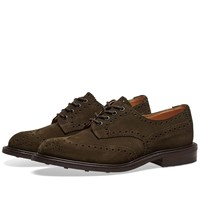 Tricker's Bourton Brogue Brown