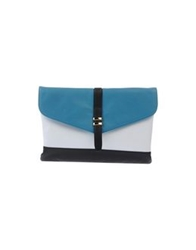 Space Style Concept Handbags White