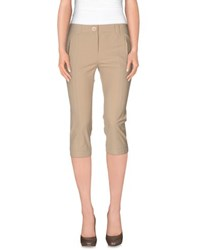 Anna Molinari Trousers 3 4 Length Trousers Women