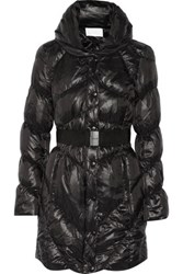W118 By Walter Baker Vera Padded Shell Coat Black