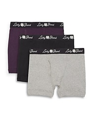 Lucky Brand Boxer Briefs 3 Pack Multi