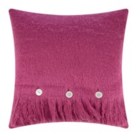 Amara Soft Cushion 45X45cm Fuchsia