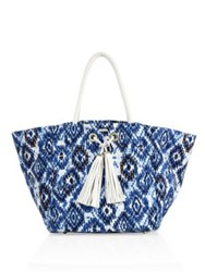 Melissa Odabash Marrakesh Large Beach Tote Ikat