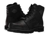 Harley Davidson Bonham Black Men's Work Lace Up Boots