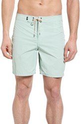 Vans Men's Pilgrim Board Shorts Split Green