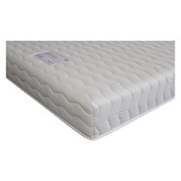 Habitat Fai High Density Memory Foam Kingsize Mattress White
