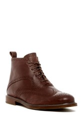 J Shoes Francis Wingtip Boot Brown