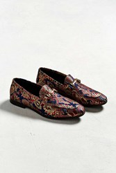 Urban Outfitters Uo Lawrence Loafer Navy