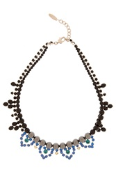 Joomi Lim Crystal And Pearl Necklace