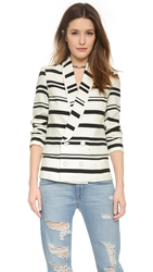 Finders Keepers Song Of Freedom Blazer Light Stripe