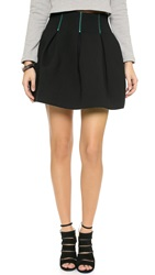 Endless Rose A Line Skirt Black