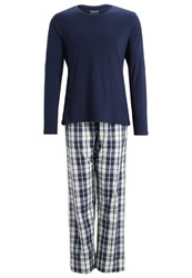 Zalando Essentials Pyjama Set Blue