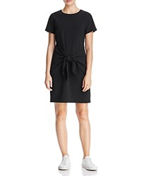 Dylan Gray Tie Front Shift Dress 100 Exclusive Black