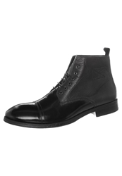 Pier One Laceup Boots Nero Black