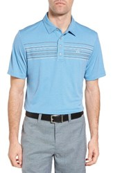 Travis Mathew Men's Lass Pique Polo