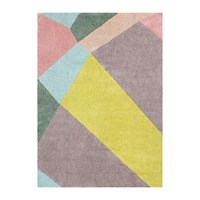 Lorena Canals Oh Joy Collection Happy Prism Washable Rug 140X200cm