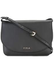 Furla Aurora Crossbody Bag Black