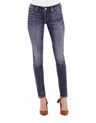 Jessica Simpson Kiss Me Ditto Wash Super Skinny Jeans Wright Wash