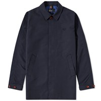 Fred Perry Bonded Caban Mac Blue