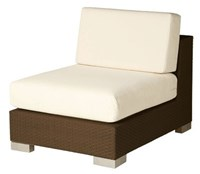 Barlow Tyrie Arizona Deep Seating Armless Module