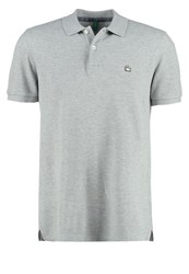 United Colors Of Benetton Polo Shirt Light Grey